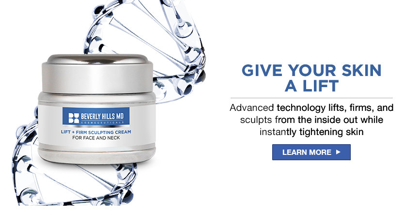 Beverly hills md lift firm sculpting cream review idealift skincare