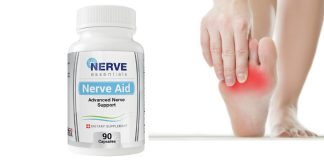 Nerve Aid Nerve Essentials Review - Clinically Proven Ingredients Relieve Nerve Pain