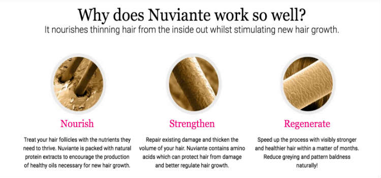 Nuviante Reviews: Shocking Hair Growth Products Hair Regrowth
