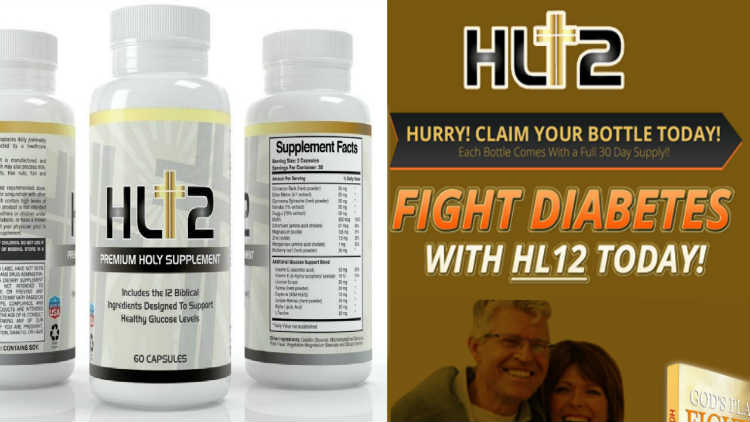 HL12 Reviews 2017 - Supplement Cost, Ingredients, Fight DIABETES?